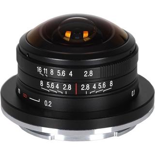 Ống kính Laowa 4mm F2.8 Fisheye for Sony E thumbnail