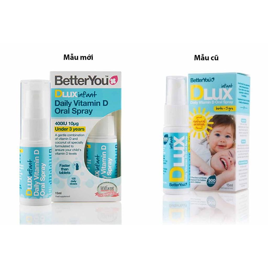 DLux Uk - Vitamin D3 dạng xịt 15ml của Anh - 3491016 , 861481234 , 322_861481234 , 150000 , DLux-Uk-Vitamin-D3-dang-xit-15ml-cua-Anh-322_861481234 , shopee.vn , DLux Uk - Vitamin D3 dạng xịt 15ml của Anh