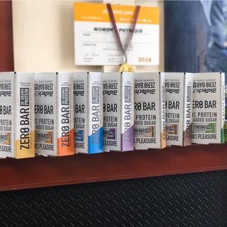 Thanh Bánh Protein Zero Bar BiotechUSA Hộp 20 Thanh thumbnail