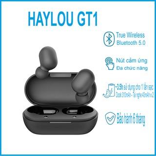 [Mã ELMS05 giảm 5% đơn 300k]Tai Nghe Bluetooth Không Dây True Wireless Xiaomi Haylou GT1/ GT2S - Chính Hãng - BH 6 Tháng