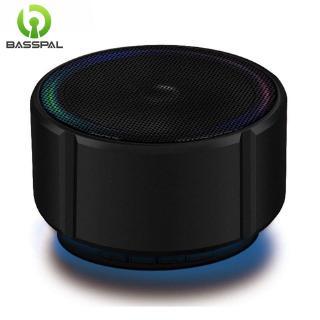 Loa Basspal E92 Bluetooth Không Dây Bằng Kim Loại USB Hỗ Trợ Nghe Nhạc Và Đài FM