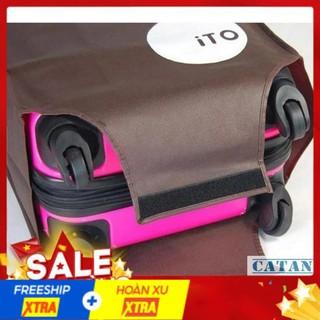 [ RẺ VÔ ĐỊCH ] Túi Bọc Bao Trùm Vali Chống Bụi ITO Vali 24 inch tiện lợi an toàn GD16-BTVL-24 thumbnail