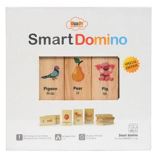 Đồ Chơi Domino Trí Tuệ Smart Domino Woody