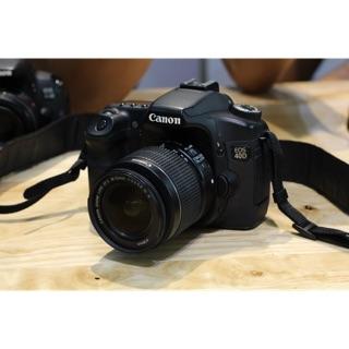 Máy ảnh canon 40D kèm kit 18-55 mm is