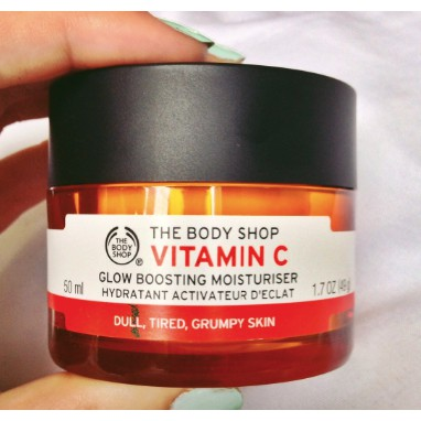 Kem dưỡng da the body shop vitamin C