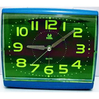 [ CHÍNH HÃNG ] Đồng hồ báo thức PEARL mặt số phản xạ ánh sáng