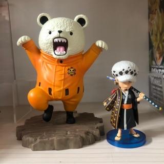 FAMHOUSE - Mô hình gấu Bepo cute size Mega WCF Law chính hãng thumbnail