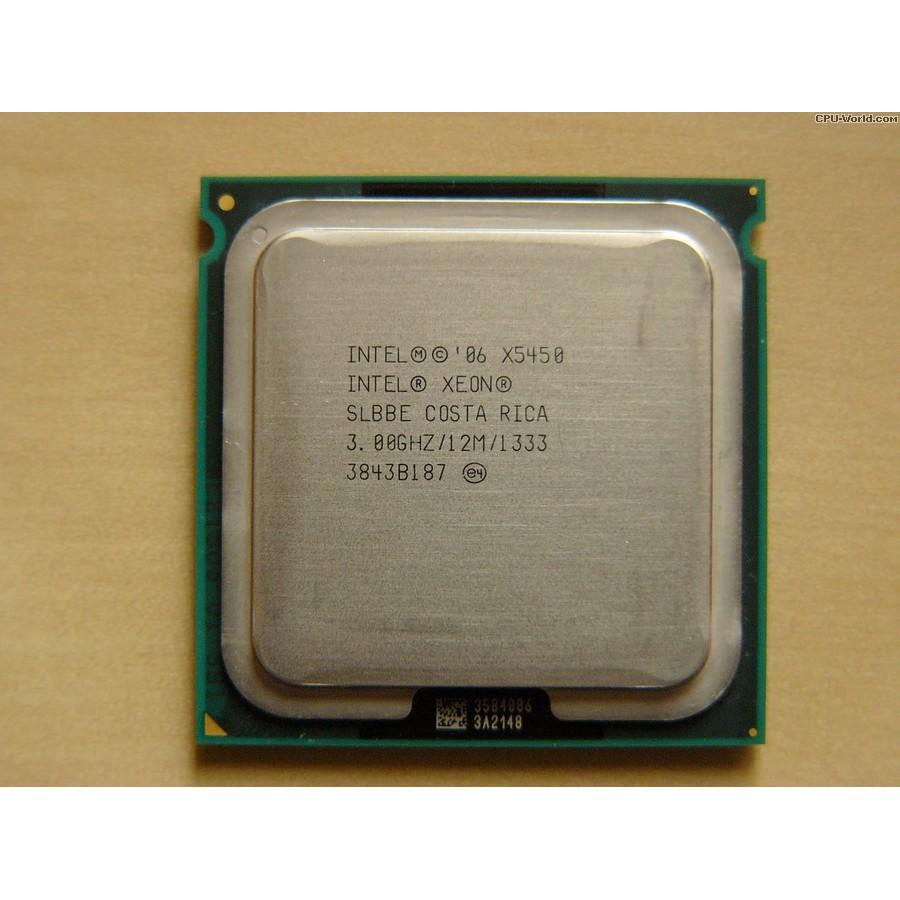 CPU Intel Xeon X5450