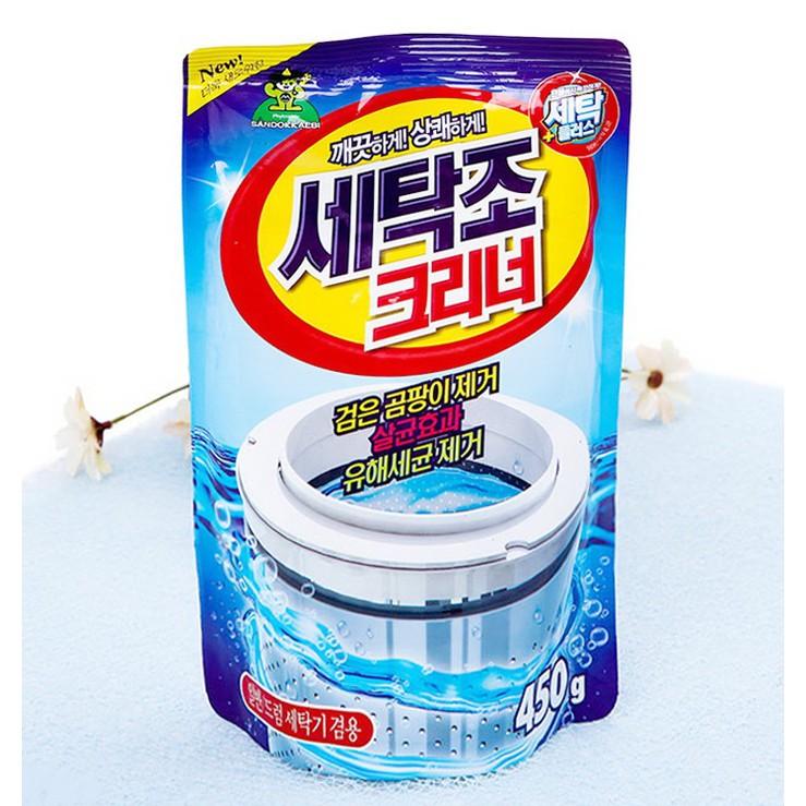 Bột tẩy lồng máy giặt- Bột tẩy vệ sinh lồng máy giặt 450g công nghệ Hàn Quốc - 2897618 , 614154649 , 322_614154649 , 50000 , Bot-tay-long-may-giat-Bot-tay-ve-sinh-long-may-giat-450g-cong-nghe-Han-Quoc-322_614154649 , shopee.vn , Bột tẩy lồng máy giặt- Bột tẩy vệ sinh lồng máy giặt 450g công nghệ Hàn Quốc