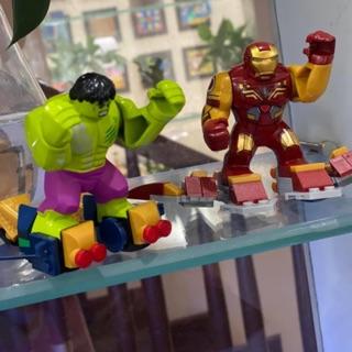 Xếp Hình Lego Bộ Siêu Anh Hùng AVG (8in1) Có Bán Lẻ NO. 64028