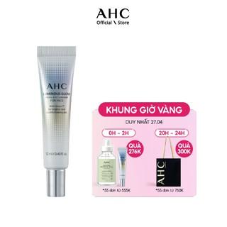 """[Mã COSAHC27 giảm 8% đơn 500k] [GWP] Kem dưỡng mắt AHC Luminous Glow Eye Cream for Face 12ml giá chỉ còn <strong class=""""price"""">20.000.000.000đ</strong>"""