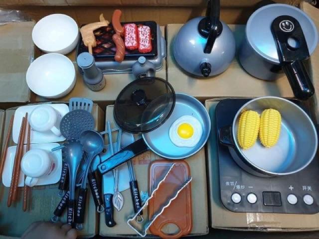 Bộ đồ chơi nấu ăn Home kitty 36 chi tiết