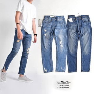Quần jean nam và quần jean nam rách đẹp cao cấp mẫu mới nhất 2018 của Routine Ankhang Shop