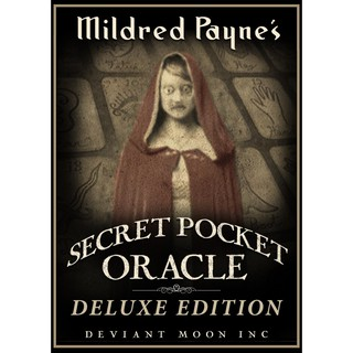 Mildred's Secret Pocket Oracle DELUXE 2020 Edition