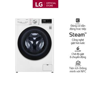 [Mã ELRE1TR giảm 6% đơn 200K] Máy Giặt LG Inverter 9Kg FV1409S3W - Miễn Phí Lắp Đặt thumbnail