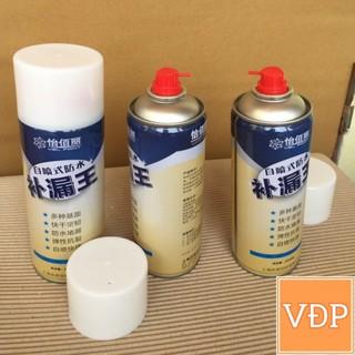Bình xịt chống thấm sửa chữa rò rỉ nước vết nứt nhỏ (450 ml/bình)