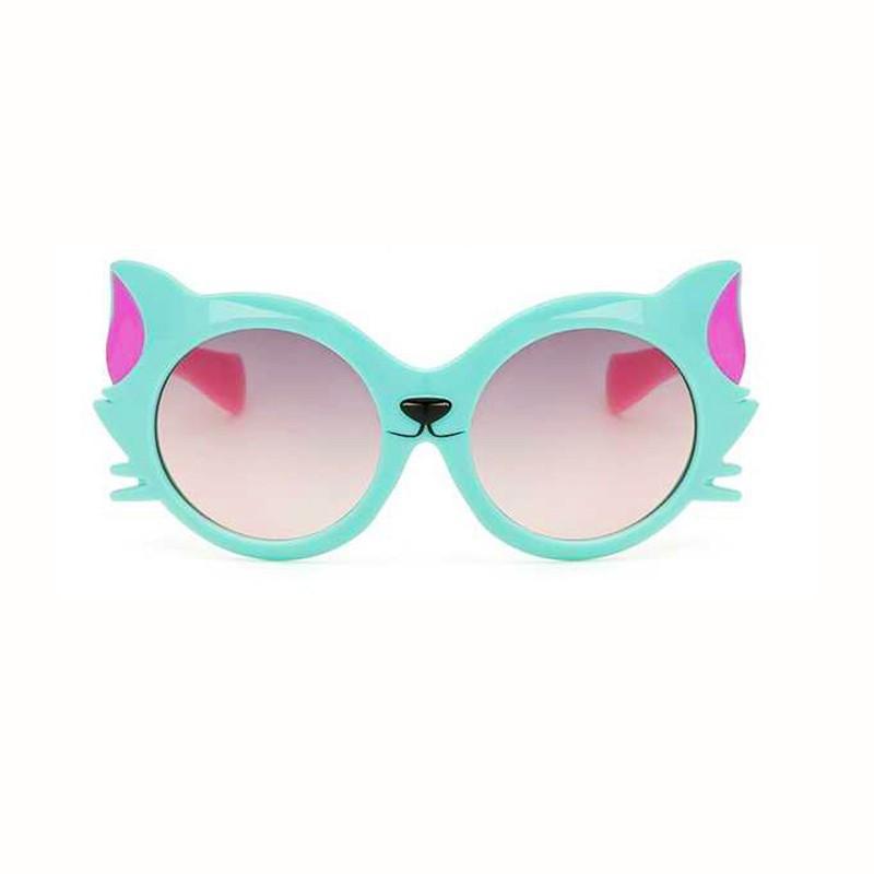 Kính râm chống tia UV gọng hình mèo đáng yêu cho bé gái [ Siêu rẻ ]