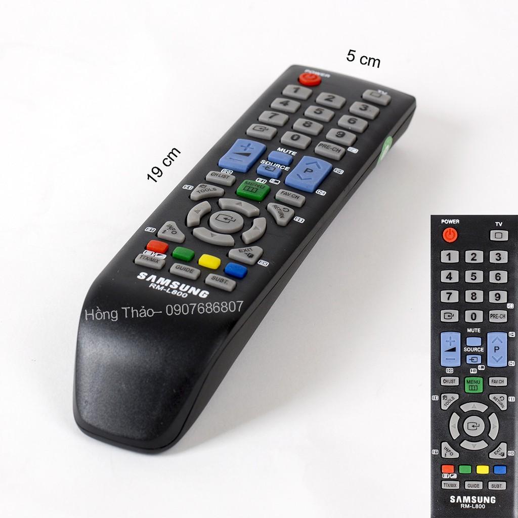 Remote Tivi Samsung RM L800 - 2839773 , 1269133386 , 322_1269133386 , 43000 , Remote-Tivi-Samsung-RM-L800-322_1269133386 , shopee.vn , Remote Tivi Samsung RM L800