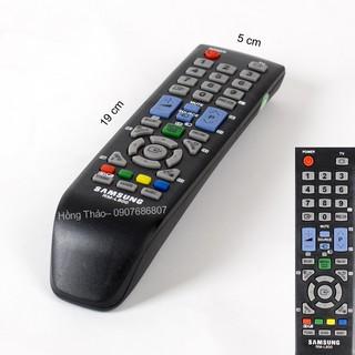 Remote Tivi Samsung RM L800