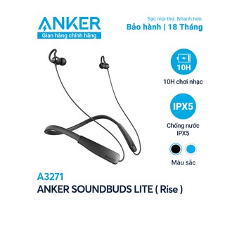 Tai nghe bluetooth ANKER SoundBuds Lite ( Rise ) - A3271