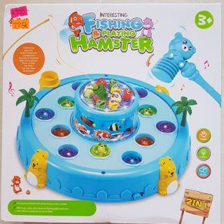 Bộ đồ chơi câu cá 2 tầng 2535
