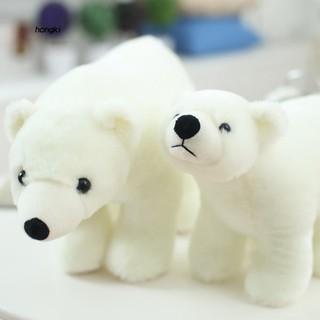 Thú nhồi bông hình gấu Polar Polar xinh xắn