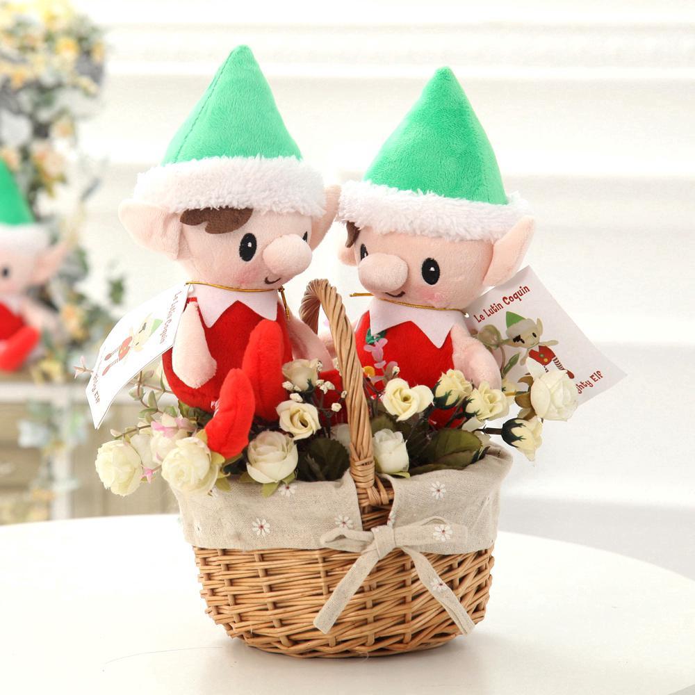 Cute Little Elf Cartoon Plush Toys Plush Stuffed Toy Gift