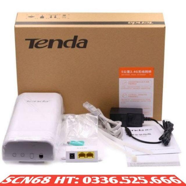 TENDA O3 V2 THIẾT BỊ THU PHÁT WIFI TẦM XA 200m-5KM Giá chỉ 588.000₫