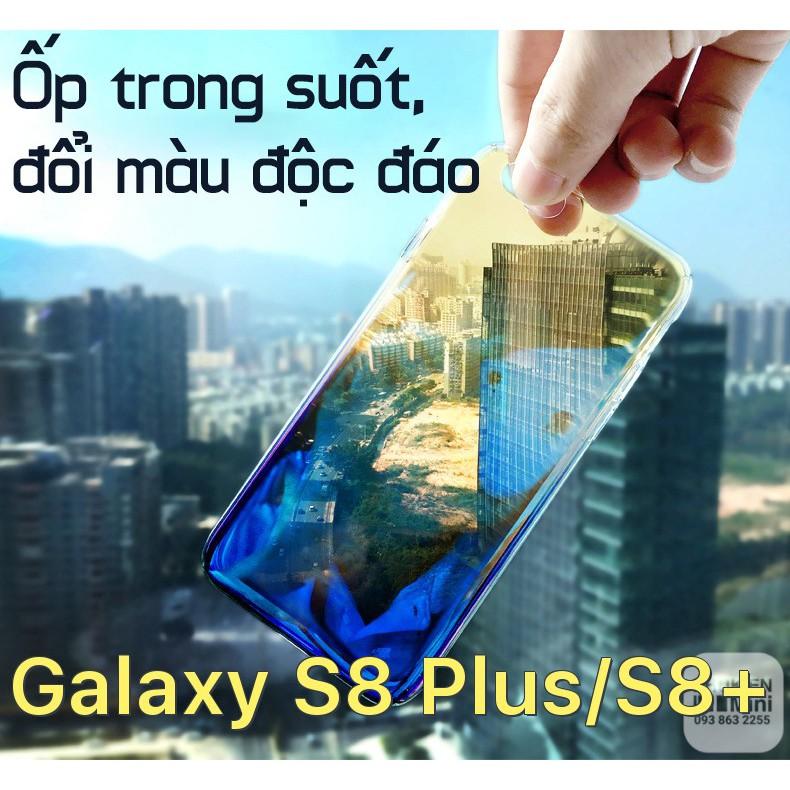 Ốp lưng rayban đổi màu cho Galaxy S8 Plus/S8+
