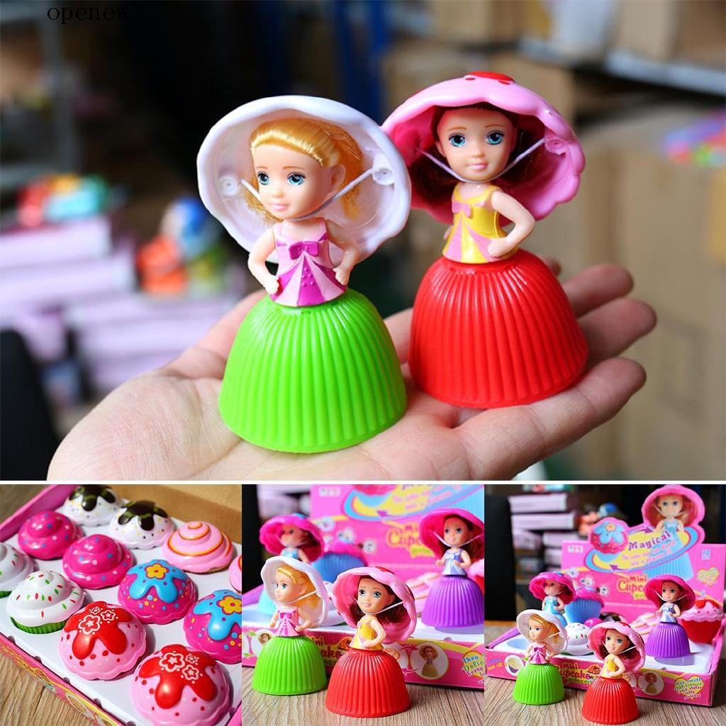 op Children Girls Mini Cute Deformation Doll Toy Doll Creative Toy