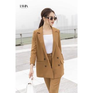 [Mã WABR44H giảm 15% đơn 599K] LAMIA Design Áo vest nữ le086 thumbnail