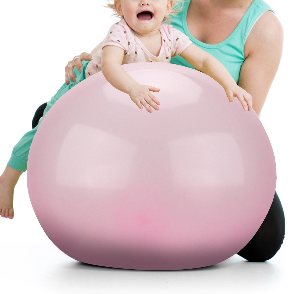 Punkstyle Inflatable Bubble Tear-resistance Ball Toy for Children Kids