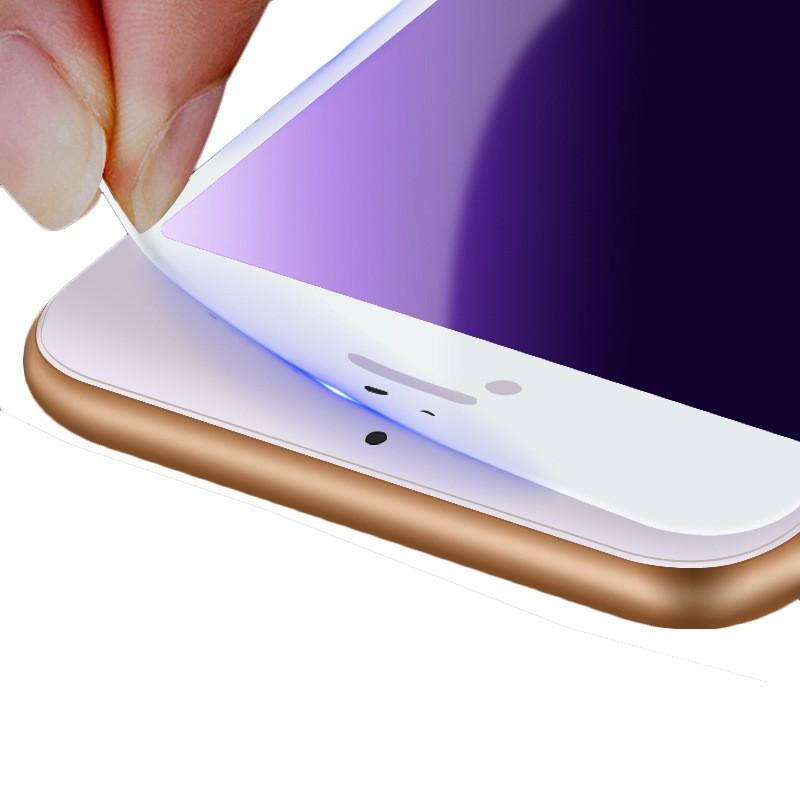 Kính dán cường lực 9H bảo vệ màn hình kèm phụ kiện vệ sinh cho iPhone 6/6s 6plus/6splus 7/8 7plus/8plus