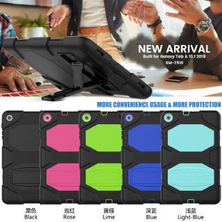 Ốp Lưng Silicone Chống Sốc 2 Trong 1 Có Giá Đỡ Cho Samsung Galaxy Tab A 10.1 2019 Sm-t510 Sm-t515 T510 T515