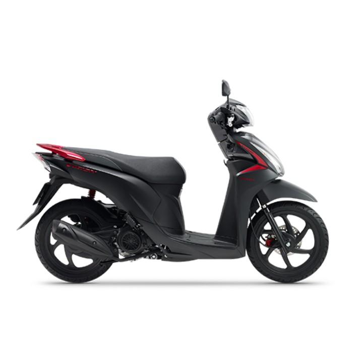 Xe Máy Honda Vision Đặc Biệt 110cc 2019