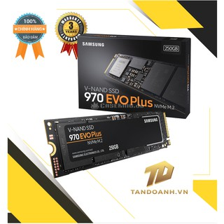 Ổ cứng SSD Samsung 970 EVO Plus M.2 2280