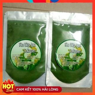 Bột tảo diệp lục gói 100g