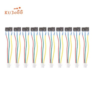 10Pcs Gas Water Heater Mini Switch Three Wires Small On-Off Control Without Splinter U1JE
