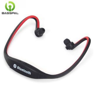 Tai nghe Basspal S9 bluetooth không dây phong cách thể thao có micro hỗ trợ thẻ TF / SD