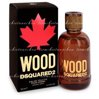 Nước hoa nam Dsquared2 Wood Pour Homme For Men EDT thumbnail