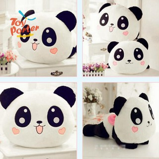 20cm Cute Plush Doll Toy Stuffed Animal Panda Pillow Quality Bolster Gifts