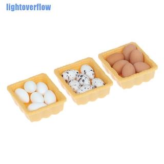 Mô Hình Quả Trứng Mini Tỉ Lệ 1 12 Trang Trí Nhà Búp Bê thumbnail