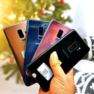 Điện thoại Samsung Galaxy S9 Plus Mới 100% Fullbox/ Galaxy S9 Plus Hongkong 2sim/Hàn Quốc 2Sim/ Mỹ 1Sim