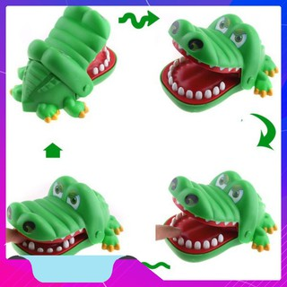 """HOT"""" NHẤT"""" đồ chơi Cá sấu cắn tay – trò chơi khám răng cá sấu RẺ"""