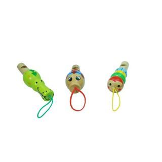 [HOT] Đồ chơi còi 3 lỗ hình động vật dễ thương đáng yêu dành cho bé – Toca Toys