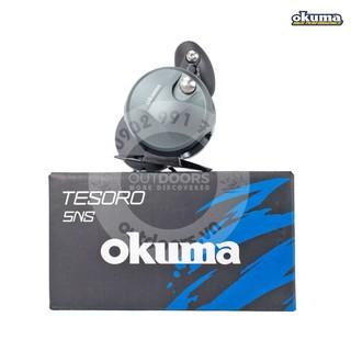 Máy câu ngang Okuma Tesoro Drag Reel SNS TSR-5NS