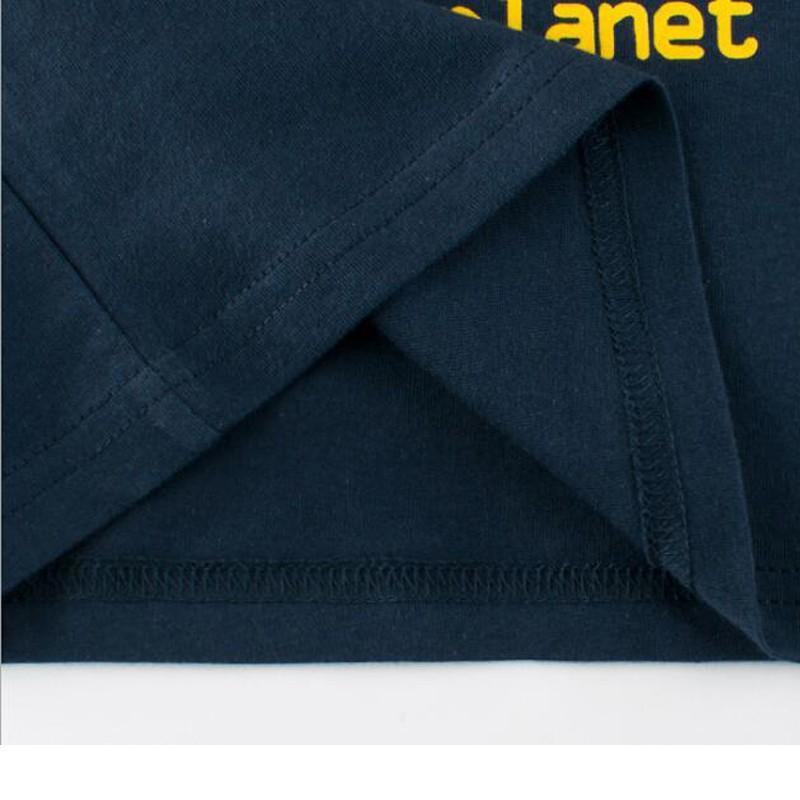 Áo Thun Tay Ngắn In Hình Thời Trang Hàn Quốc Cho Bé Trai