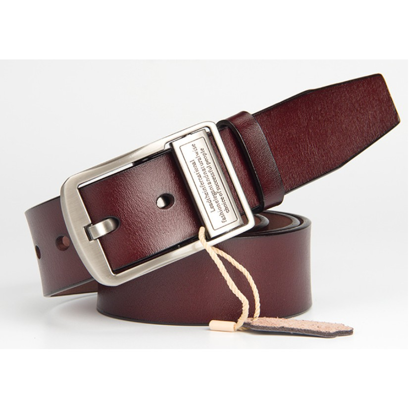 Dây nịch khóa kim loại khóa 2 chiều, dây nịt, thắt lưng nam