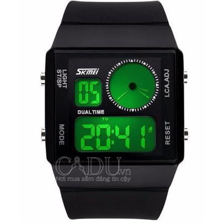 Đồng hồ điện tử Skmei 0841 đầy đủ chức năng