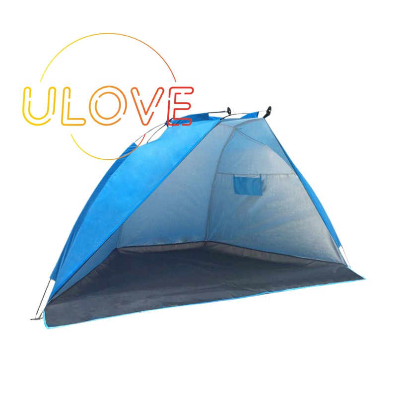 2 Persons Protection Tent Sports Sunshade Camping Picnic Tent